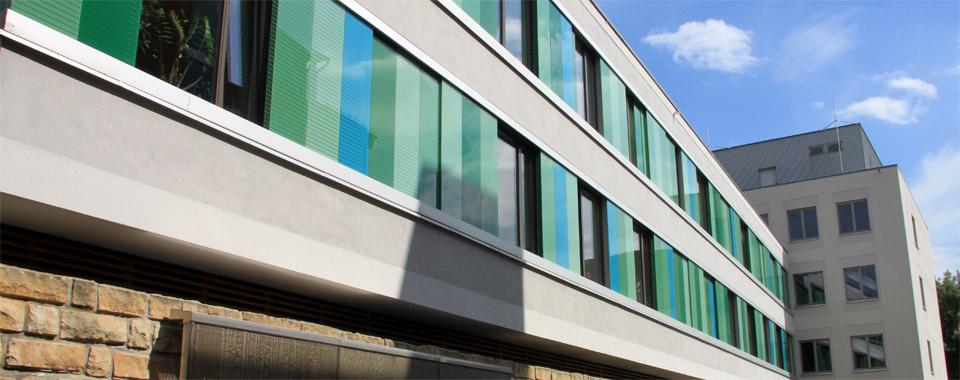 Neubau Kinderzentrum Dresden-Friedrichstadt