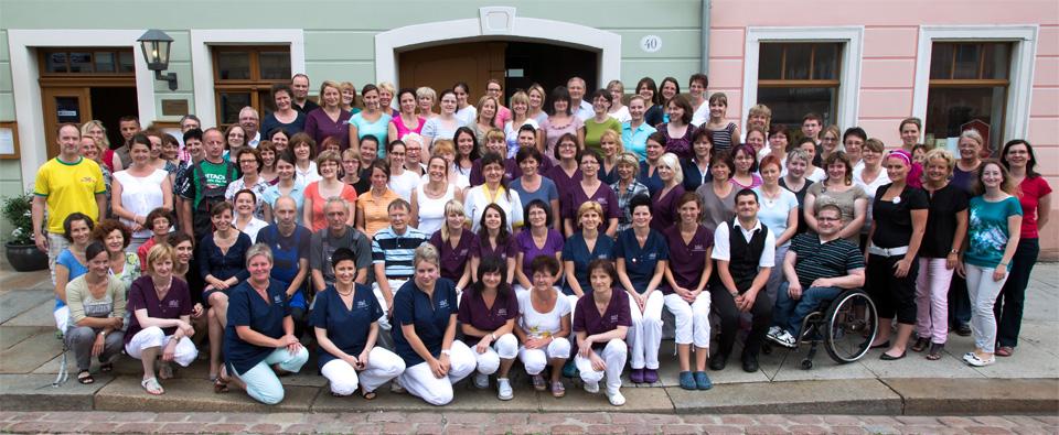 Team Kinderzentrum Dresden-Friedrichstadt
