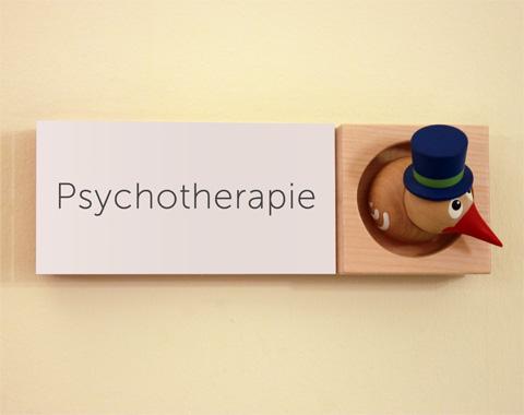 Psychotherapie_Schild