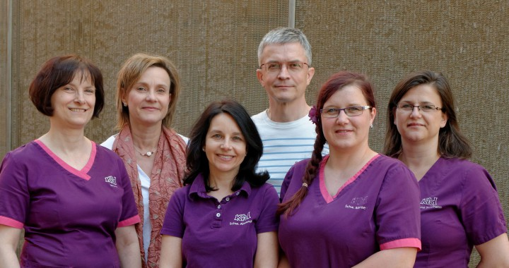 Team Praxis für Kinderkardiologie am Kinderzentrum Dresden-Friedrichstadt